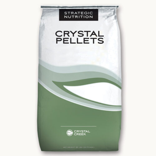 Crystal Pellets
