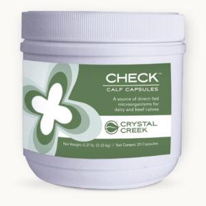 Check™ Calf Capsules