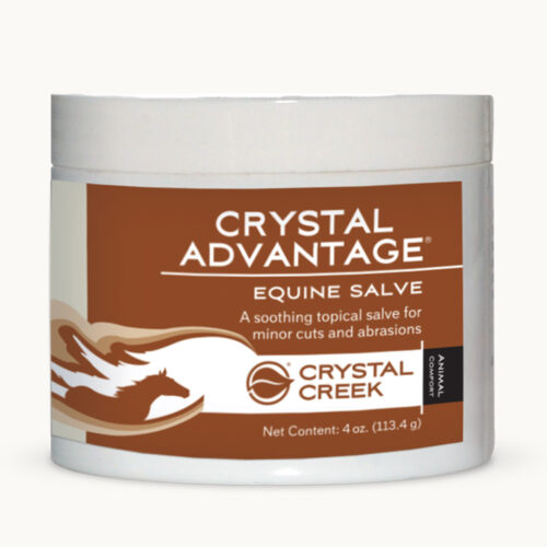 Crystal Advantage® Equine Salve