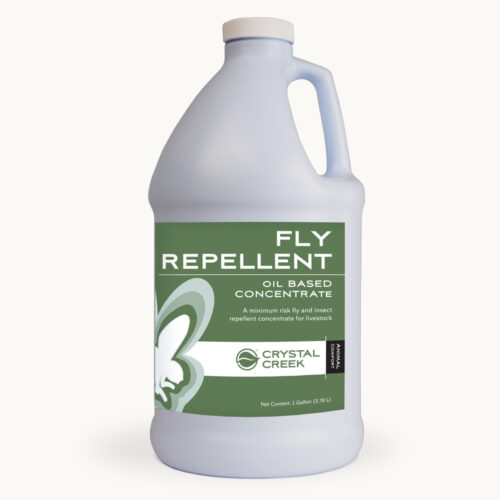 Fly Repellent Oil Base
