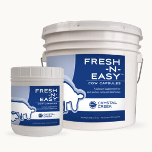 Fresh-N-Easy™ Cow Capsules