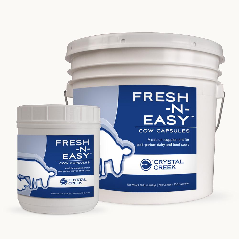 Fresh-N-Easy™ Cow Capsules