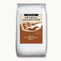 Crystal Advantage® Equine Pelleted Mineral