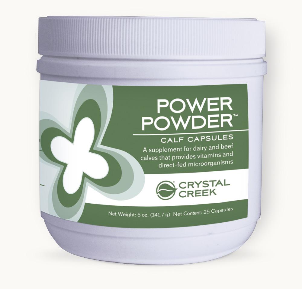 Power Powder™ Calf Capsules