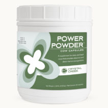Power Powder™ Cow Capsules
