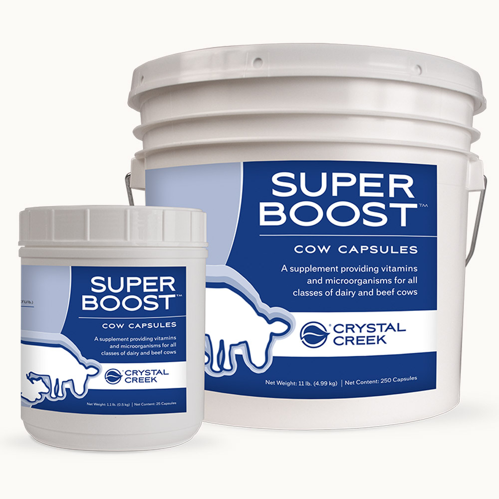 Super Boost™ Cow Capsules