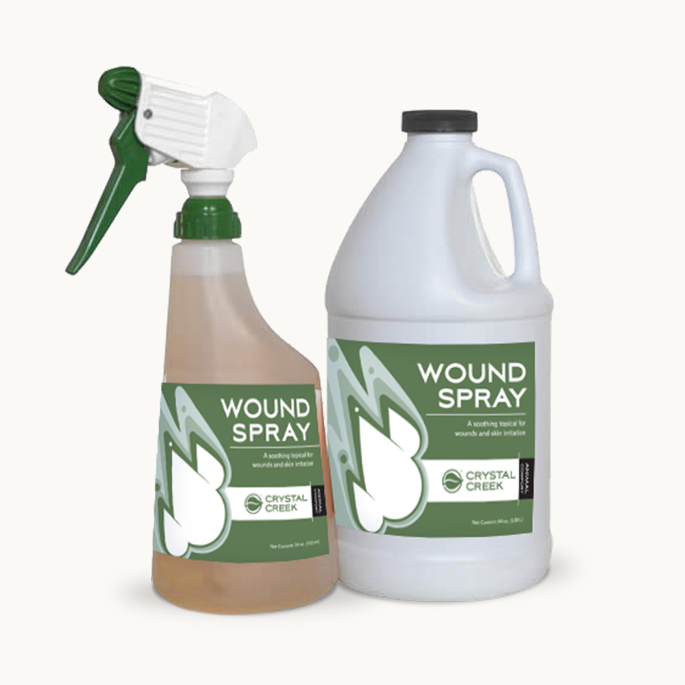 Wound Spray