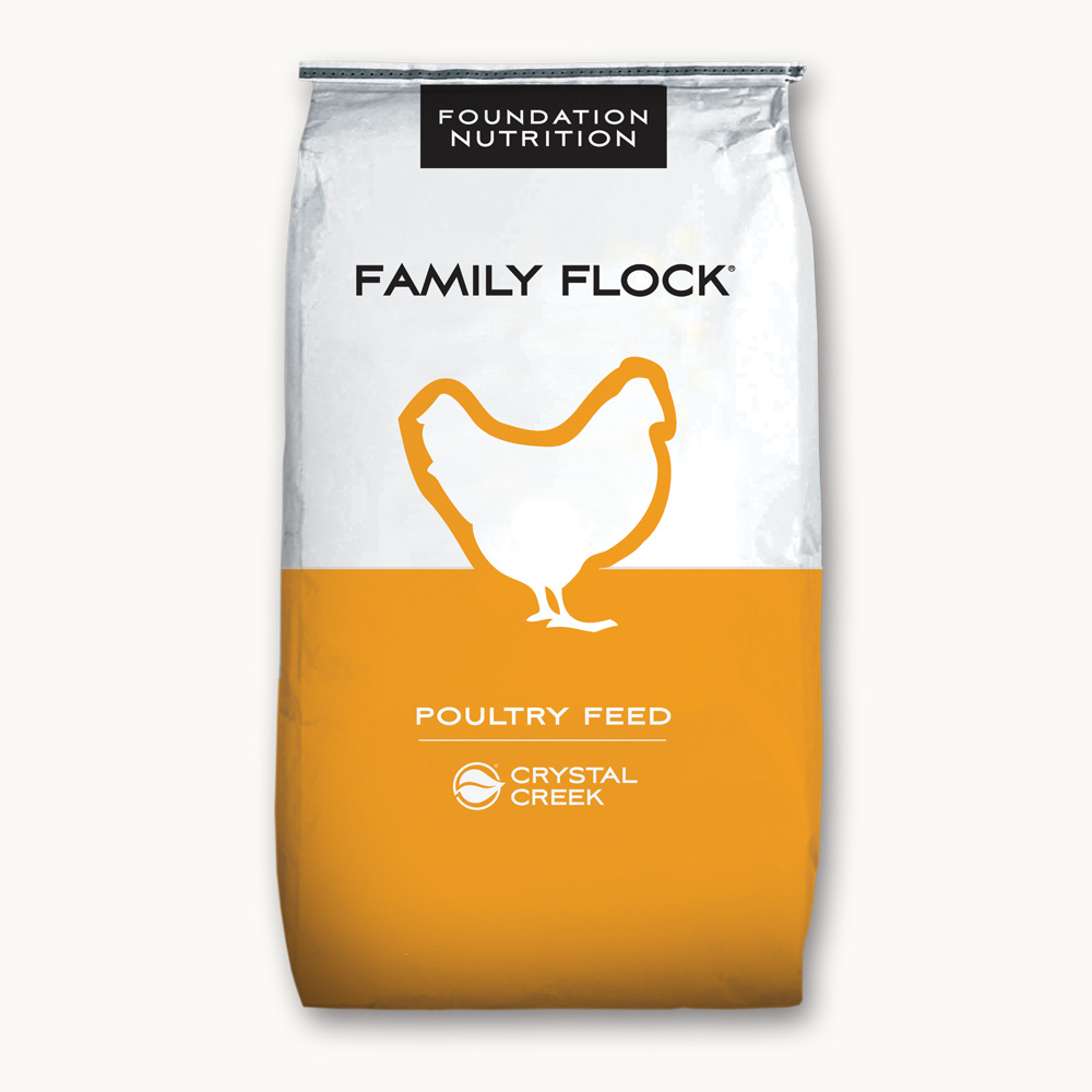 Family Flock® Turkey Starter, Grower