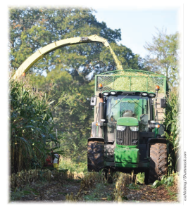 Dan Corn Silage Tractor