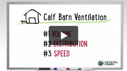 Calf Barn Ventilation Video
