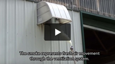 video about calf barn ventilation