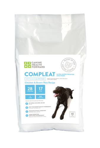 COMPLEAT DOG FOOD