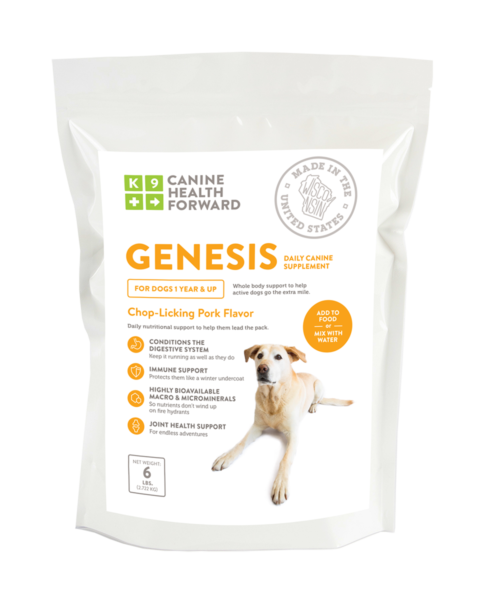 Genesis Canine Oral Supplement