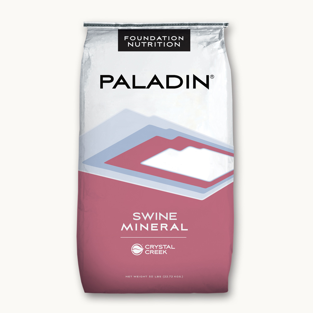Paladin® G/F Swine Mineral - Crystal Creek